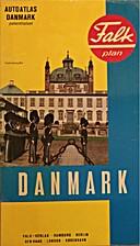 Danmark, Autoatlas, Patentfalset, Danmark by…