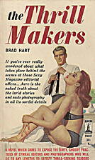 The Thrill Makers by Brad Hart
