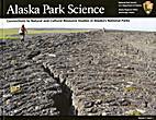 Alaska Park Science [Vol. 7, issue 1]:…