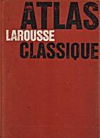 Atlas classique by Donald Curran