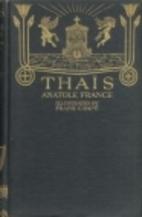 Thaïs by Anatole France