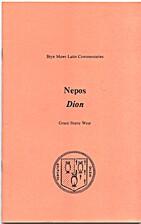 Nepos Life of Dion by Nepos