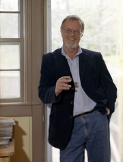 Author photo. Bernard Cornwell. Picture uploaded by Kindermord.