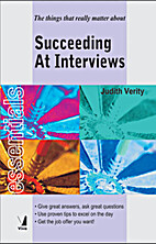 Essential Series-Succeeding At Interviews by…