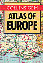 Collins Gem Atlas of Europe (Collins Gems)