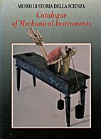 Catalogue of mechanical instruments by Paolo…