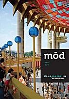 Mōd. Issue 1, 2014- by DOCOMOMO New…