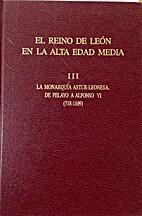 El Reino de León en la Alta Edad Media III.…