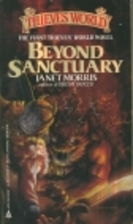 Beyond Sanctuary by Janet Morris