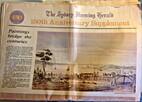 (aust) Sydney Morning Herald 150th…