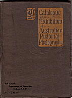 Catalogue of Exhibition of Australian…