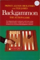 Backgammon; the action game by Prince.…
