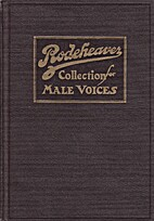 Rodeheaver collection for male voices : one…