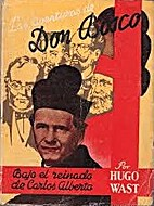 Las aventuras de Don Bosco by Hugo Wast