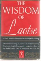 The Wisdom of Laotse by Zhuangzi