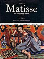 L'opera di Matisse dalla rivolta fauve…
