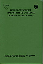 Guide to the Coastal Marine Fishes of…