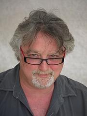Author photo. Crisse