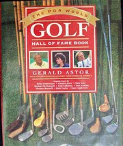 The PGA World Golf Hall of Fame book by…