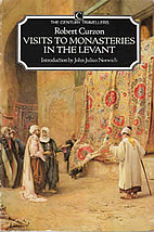 Visits to monasteries in the Levant by…
