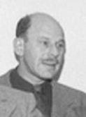 Author photo. Alvah Cecil Bessie in 1945.