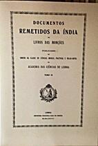 Documentos Remetidos da Índia ou Livro das…