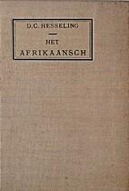 Het Afrikaansch : bijdrage tot de…