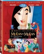 Mulan + Mulan II by Tony Bancroft