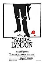 Barry Lyndon by Stanley Kubrick