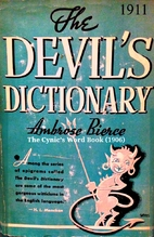 Cynics Word Book (The Devil's Dictionary) by…