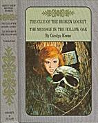 Nancy Drew Omnibus 011-012 by Carolyn Keene