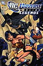 DC Universe Online Legends 4 by Marv Wolfman