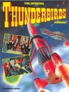 Thunderbirds annual by Gerry Andersen