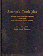 America's tenth man; a pictorial review of…