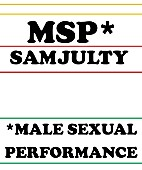 MSP: Male sexual performance by Sam Julty