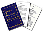 A Course in Miracles Workbook Lesson Cards -…