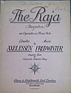 The Raja (Rajahn) by Axel Essén (Anders…