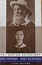 The Norton Anthology - Walt Whitman & Emily…