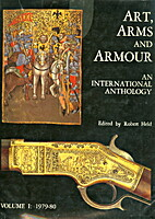 Art, Arms and Armour: An International…