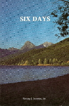 Six days by Sidney J Jansma