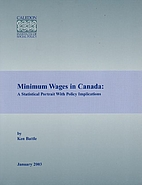 Minimum wages in Canada : a statistical…