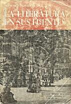 La literatura en sus fuentes by (ed.)…