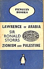 Lawrence of Arabia, Zionism and Palestine by…
