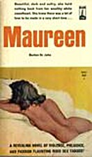 Maureen by Burton St. John