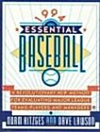 Essential Baseball 1994: A Revolutionary New…