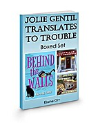 Jolie Gentil Translates to Trouble by Elaine…