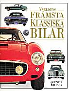 Världens främsta klassiska bilar…