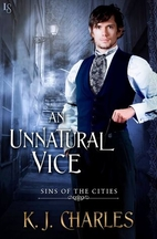 An Unnatural Vice (Sins of the Cities) by KJ…