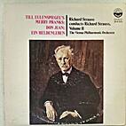 Richard Strauss Conducts Richard Strauss,…