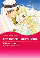 The Desert Lord's Bride [Manga] by Sakumi…